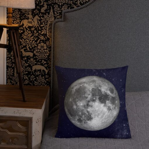 Full Moon Premium Pillow 13