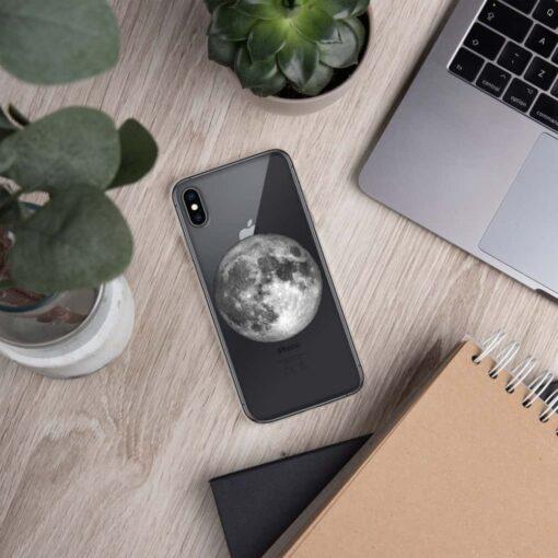 Full Moon iPhone Case 18