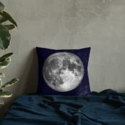 Full Moon Premium Pillow 45