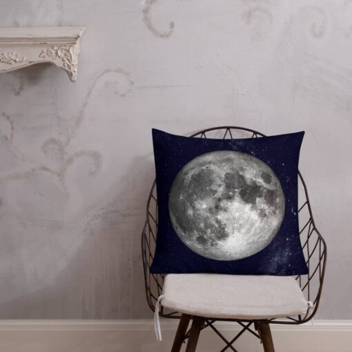 Full Moon Premium Pillow 22