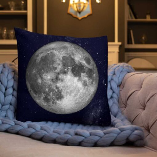 Full Moon Premium Pillow 1