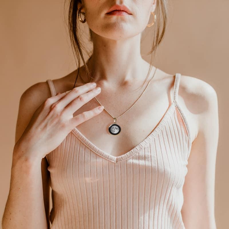 Custom moon phase necklace, custom birth moon, personalized necklace, moon necklace, personalized jewelry, personalized gift, custom jewelry, custom moon phase gift, moon phase poster print, custom moon phase bracelet